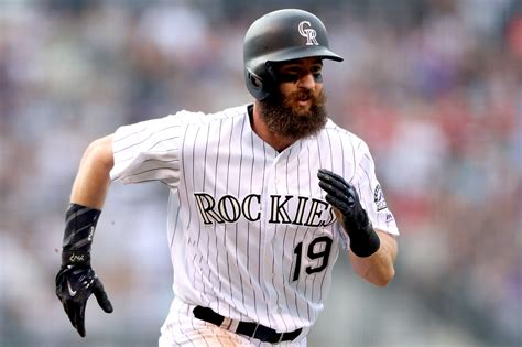colorado rockies trade charlie blackmon   st louis