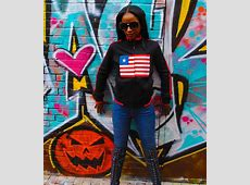 LIBERIA Flag Jacket – CARIBBEAN APPAREL™
