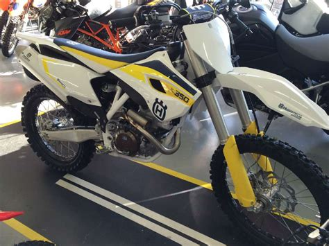 Husqvarna Fc 350 Picture by 2015 Husqvarna Fc 350 Motorcycle From Cambridge Mn Today