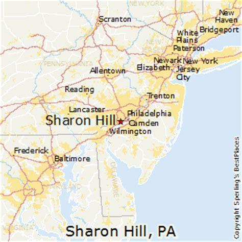 places    sharon hill pennsylvania