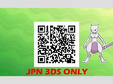 Mewtwo QR Codes for Gen 7 Project Pokemon Forums