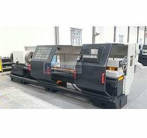 Qk1338 Cnc Pipe Threading Lathe Machine