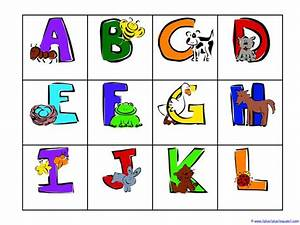 Abc flash cards for Flash cards alphabet letters