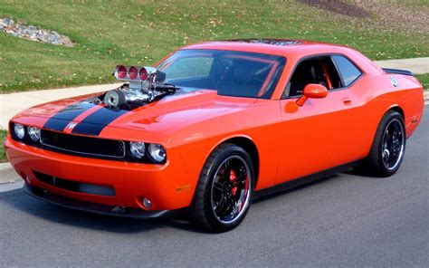 2009 Dodge Challenger One Of A Kind, Over 1200+hp, Super