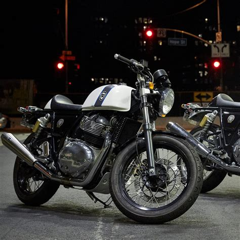 Royal Enfield Continental Gt 650 Modification by Upcoming Royal Enfield 650 Cc Motorcycles In India