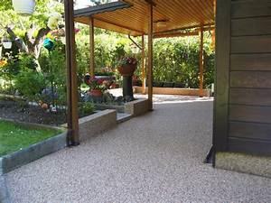 bodenbelag fur terrasse innenraume und mobel ideen With garten planen mit balkon steinteppich