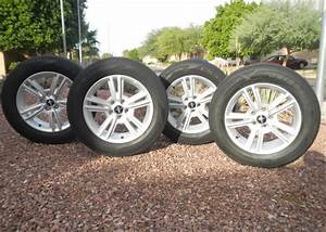 """FORD MUSTANG STOCK 17"""" ALUMINUM WHEELS - Sell My Tires"""
