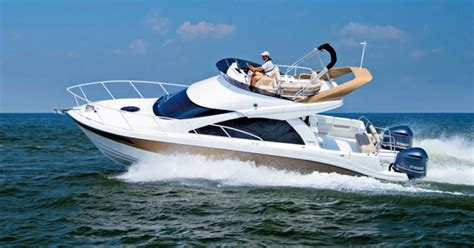Motor Boat New by Yamaha Technology Leads New Wave Of Motor Boat Development