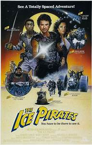ICE PIRATES Movie Poster Comedy Spoof VHS | eBay