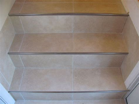 another exle of dura ceramic tile on stairs new