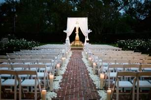 cheap wedding venues in new orleans outdoor weddings evening wedding at city park botanical gardens of new orleans wedding