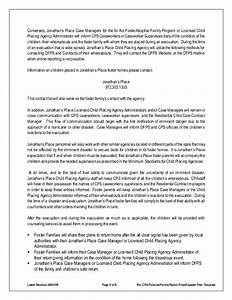 disaster emergency plan template for families With family will template