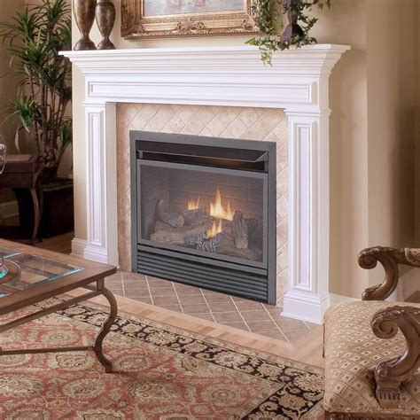 gas fireplace hearth best gas fireplace and gas insert for 2018 reviews with