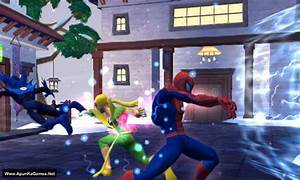 Spider Man Friend Or Foe Pc Game Free Download Full Version