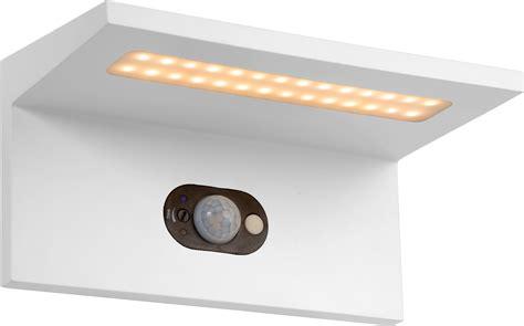 applique moderne led applique solaire moderne d ext 233 rieur aluminium blanc led kassy