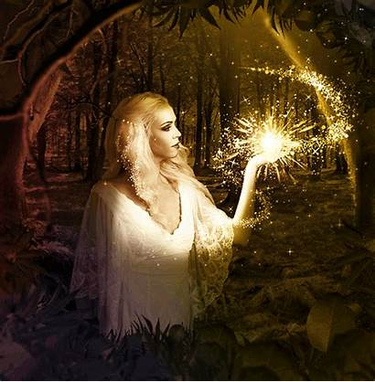 Fairy Dust Magic Photoshop Fantasy Manipulation Tutorial