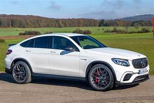2018 Mercedes AMG GLC 63 4MATIC SUV And Coupe In Detail