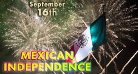 Happy Mexico Independence Day – (16th September) Mexican ...