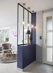 Porte De Placard Style Verriere : cr er une entr e de toute pi ce soo deco sur le blog pinterest maison entr e maison et ~ Nature-et-papiers.com Idées de Décoration