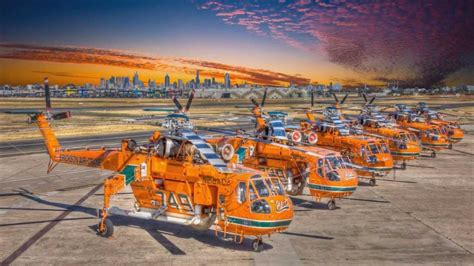 As The Rotors Turn with Erickson Air-Crane II [2012 ...