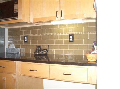green subway tile kitchen backsplash glass tile kitchen backsplash special only 899