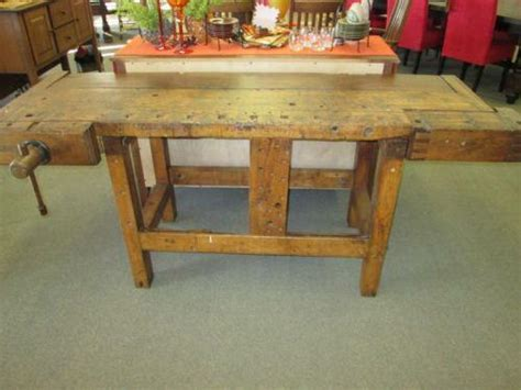 vintage workbench antiques ebay