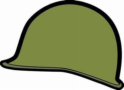 Helmet Army Clipart Military Soldier Drawing Ww2