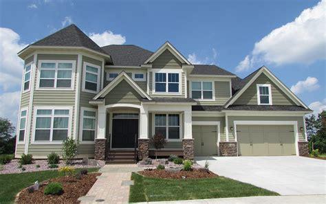 Custom Home Exteriors  Custom Home Builders & New Home