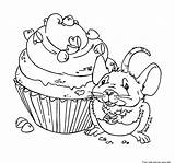 Muffin Coloring Mouse Jadedragonne Cupcake Eats Adoptable Printable Animal Template Deviation Adopted Openly Everyone Been Birthday Donation Suggested Cutie Pie sketch template