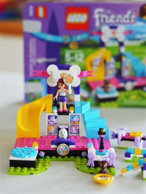 Lego Friends Puppy Championship {review}