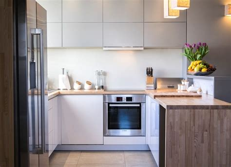 41 Moderne Küchen In Eiche  Helles Holz Liegt Im Trend