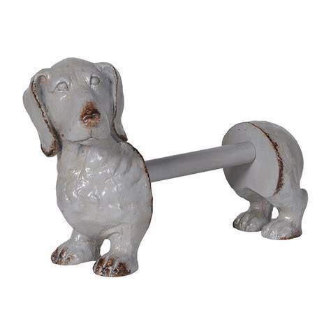 Dachshund Dog Kitchen Roll Holder   Mulberry Moon