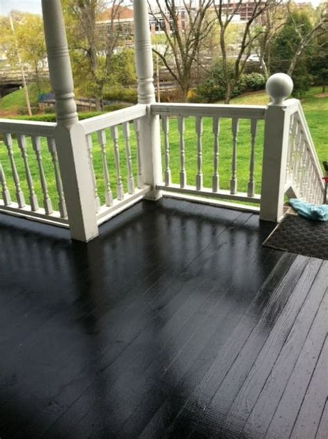 porch flooring ideas  pinterest painting