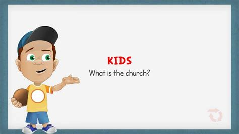 What Is The Church? An Explanation For Kids Youtube