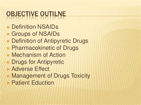 antipyretic drugs definition