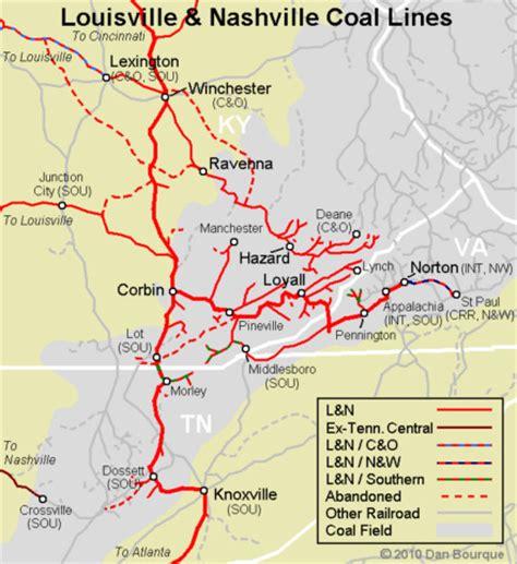 L&N Louisville & Nashville – Appalachian Railroad Modeling