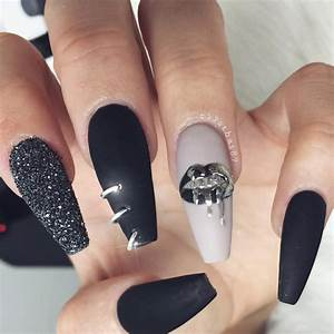 21 Ideas of Perfect Matte Acrylic Nails ...