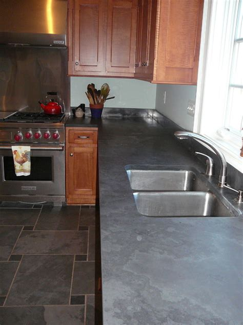 slate tile kitchen countertops and tile renovationcompany 5324