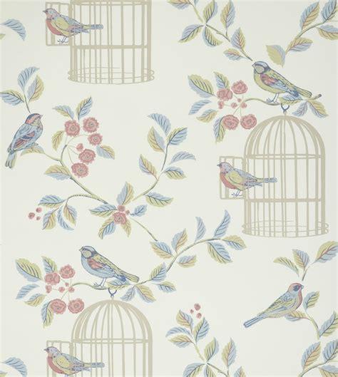 chambre d hote insolite shabby chic songbird wallpaper eau de nil photo de