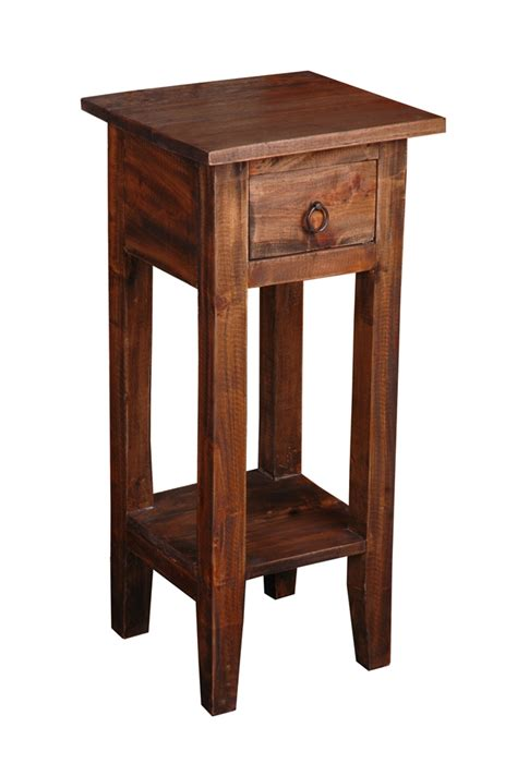 sunset trading cottage narrow side table cc tabs rw