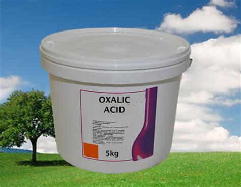 oxalic acid rust remover hull deck cleaner roxa