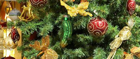 the christmas pickle mystery christmas history clausnet
