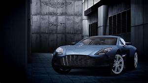 Beautiful Aston Martin One-77 Wallpaper | Full HD Pictures