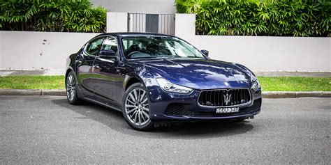 For A Maserati by 2017 Maserati Ghibli Review Caradvice