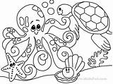 Social Distance Learning Coloring Pages Animals Octopuses Shall Experiments Important Thanks Future Near These They sketch template