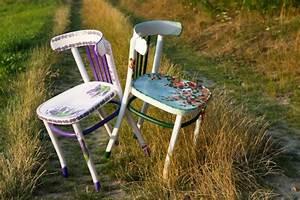 Decorare una sedia di legno con il decoupage per rinnovarla DonnaD