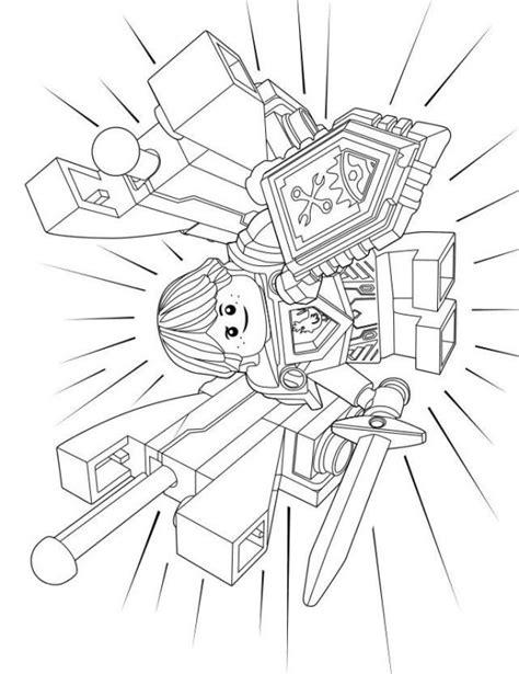 Kleurplaten Nexo Knights Clay by Lego Nexo Knights Ausmalbilder Animaatjes De