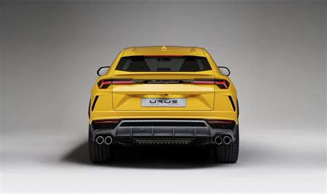 Lamborghini Urus SUV Makes 650 Horsepower - AutoTribute