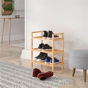 Beautiful, And, Aesthetic, Shoe, Rack, Design, Ideas, For, Your, Home, Interior