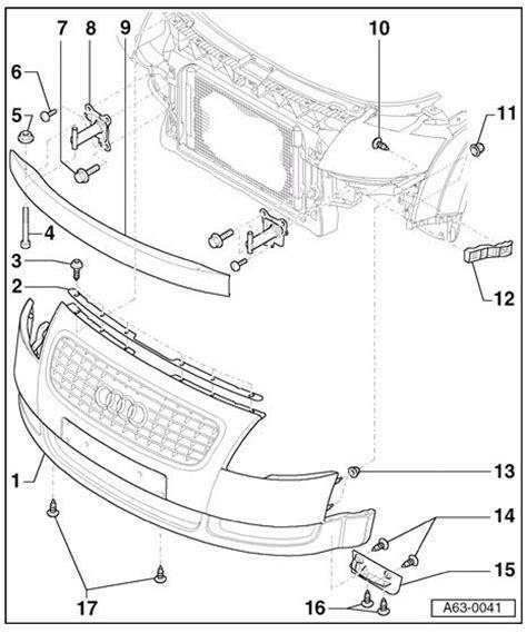 How To Remove The Headlights Of An Audi Tt Mk1  Audi Tt